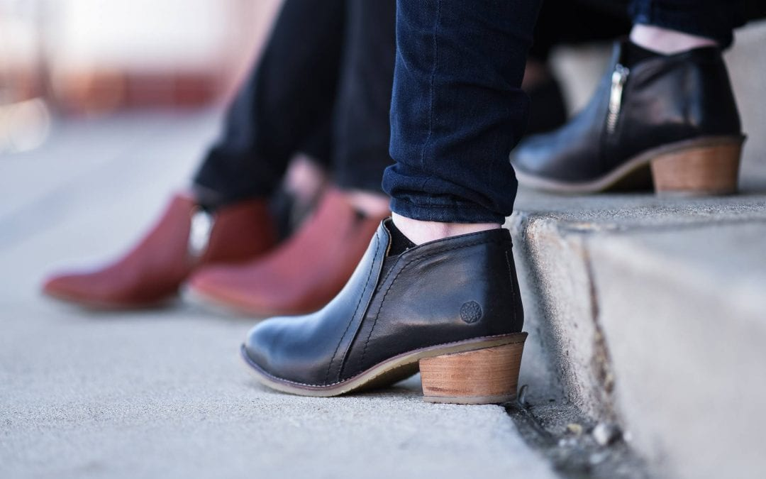 This Milwaukee Startup Is Making an Industrial Work Boot Women Actually Want to Wear