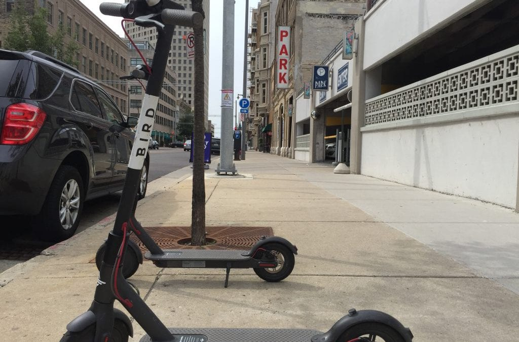 Lawmakers Legalize Scooters