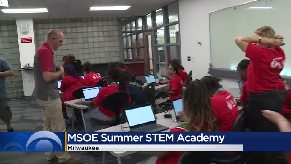 MSOE teaming up with the Milwaukee Bucks and MPS for STEM academy for girls