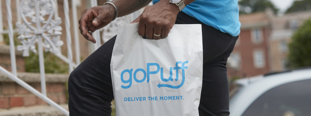 Convenience Item Delivery Startup goPuff Launches in Milwaukee