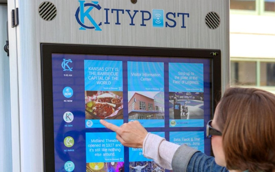 35 digital kiosks to go online downtown before DNC to generate money for streetcar