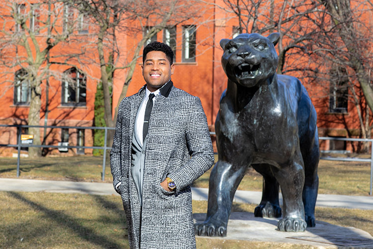 UWM alum working to 'tell a different story' amid diversity issues