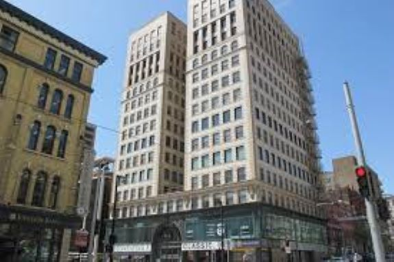 Historic Wells Building greets its future as growing data center