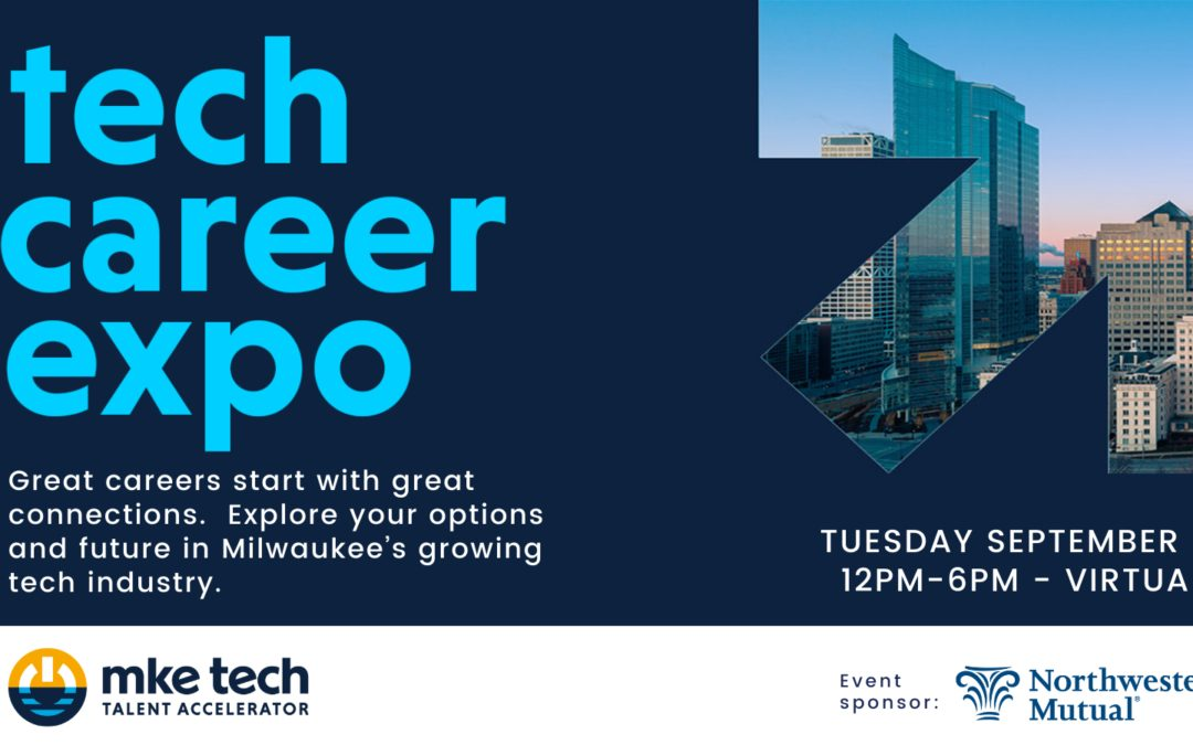 MKE Tech Coalition is hosting a Tech Career Expo on Sept. 14